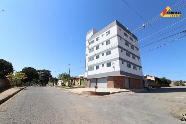 Apartamento para aluguel, 3 quartos, 1 vaga, Santos Dumont - Divinópolis/MG - Foto 2