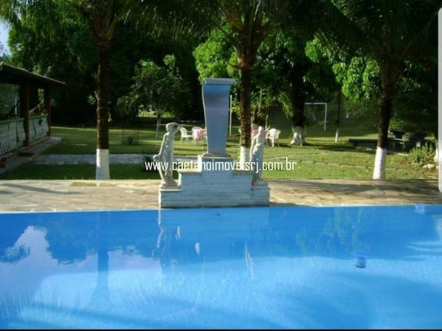 Caetano Imóveis - Sítio de alto padrão ideal para pousada (lindo demais!) - Foto 10