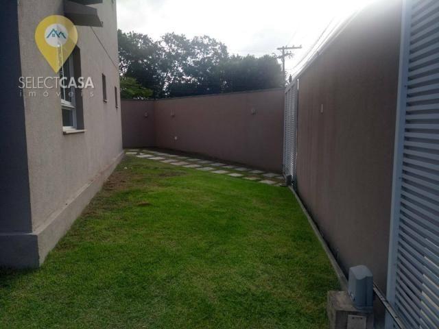 Aptº térreo com quintal gramado 3 qtº- lazer completo à venda, 80 m² - laranjeiras - serra