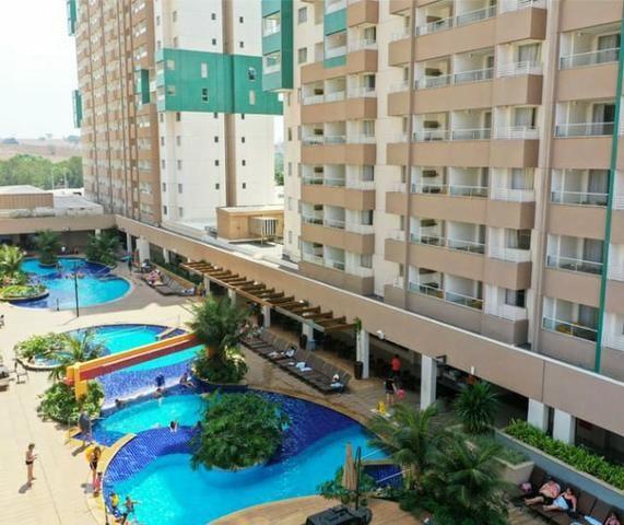 Apto 1 Dormitório - Enjoy - Olímpia Park Resort -Thermas dos Laranjais Olímpia - São Paulo - Foto 9