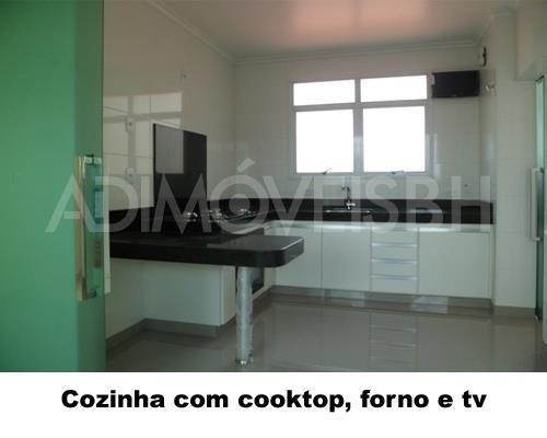 Cobertura à venda, 3 quartos, 4 vagas, gutierrez - belo horizonte/mg - Foto 8