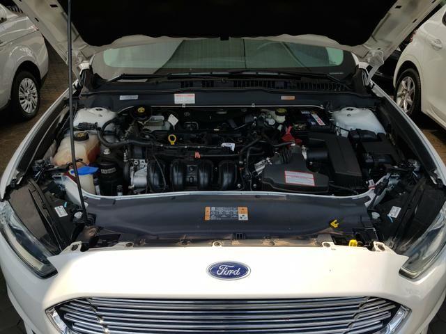 Ford fusion se motor 2.5 aut 13/13 unico dono com 66.092 km rodados - Foto 4