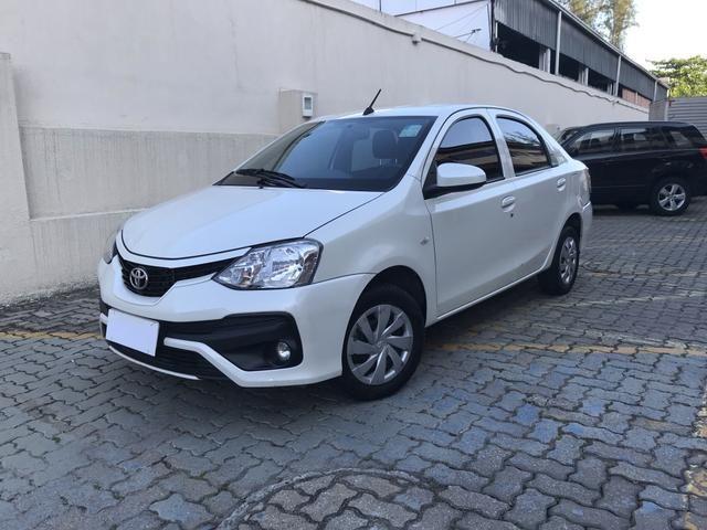 Toyota Etios Sedan 1.5 X Automático 2018 - Foto 2