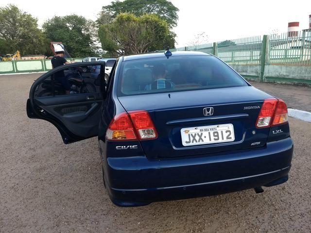 Honda civic ano 2005