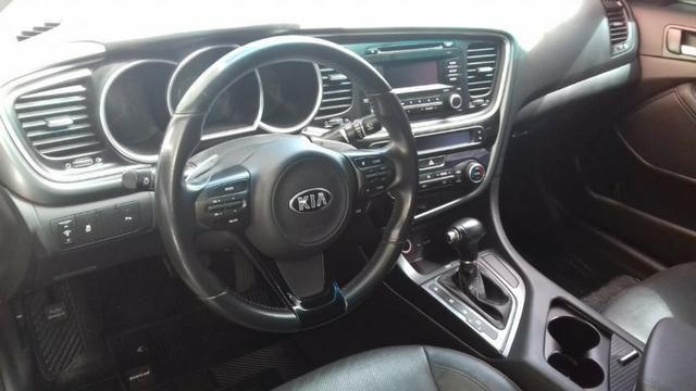 Kia Motors Optima - Foto 9