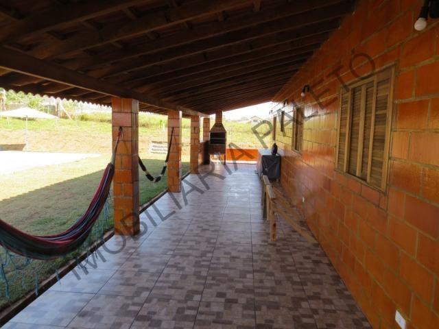 REF 225 Chácara 1187 m², casa novinha, ampla piscina, Imobiliária Paletó - Foto 13