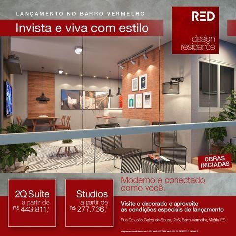 1 quarto e sala Barro Vermelho Novo Lançamento Imperdível - Foto 4