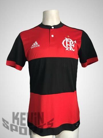 70a1a3f9caddf Camisa Original Rubro-negra 2017 Flamengo Adidas - Roupas e calçados ...