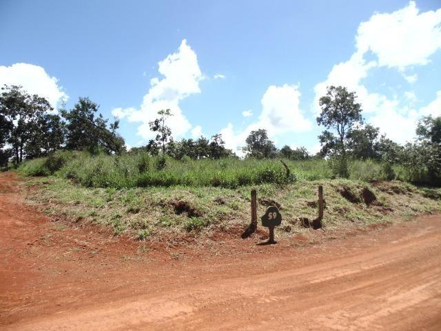 Terreno 02 Hectares Cond. Mansões Park Brasília - Área Rural Nova Betania Df - 135 - Foto 18