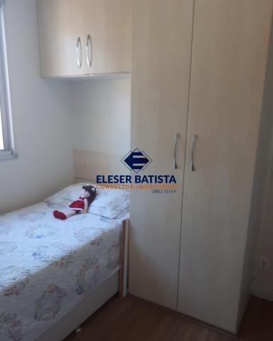 Apartamento à venda com 2 dormitórios em Edifício rio manguinhos, Serra cod:AP00144 - Foto 8