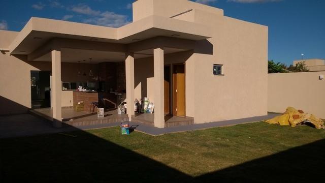 Samuel Pereira oferece: Casa Alto da Boa Vista Nova Moderna Escriturado 3 Suites Armários - Foto 4