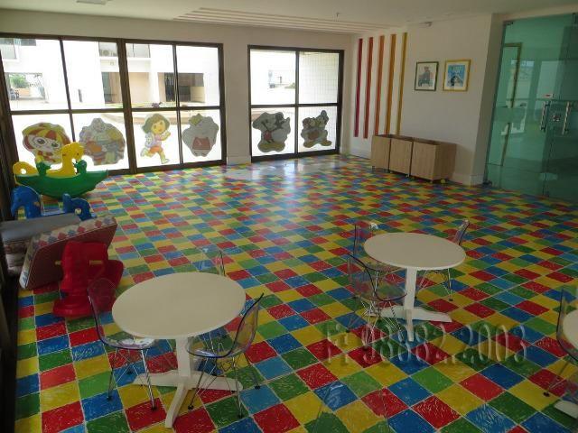 Apartamento 105m, 3/4, 2 vagas, andar alto, Capim Macio, Natal, RN - Foto 13