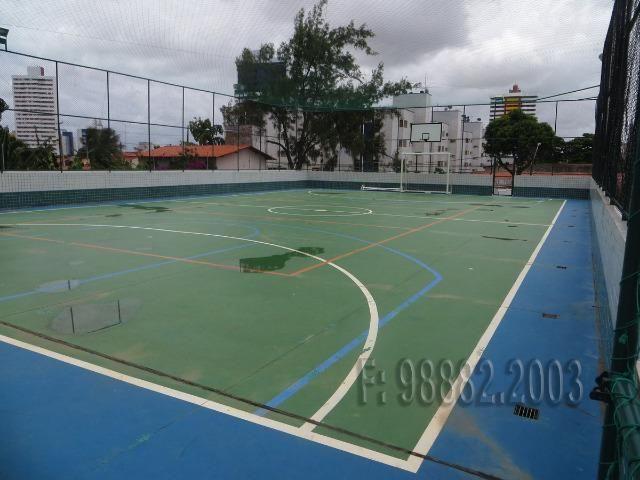 Apartamento 105m, 3/4, 2 vagas, andar alto, Capim Macio, Natal, RN - Foto 12