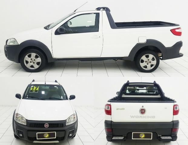 Fiat Strada 1.4 Hard Working - Único Dono - Estado de 0KM