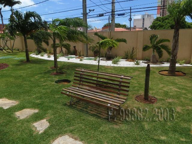 Apartamento 105m, 3/4, 2 vagas, andar alto, Capim Macio, Natal, RN - Foto 17