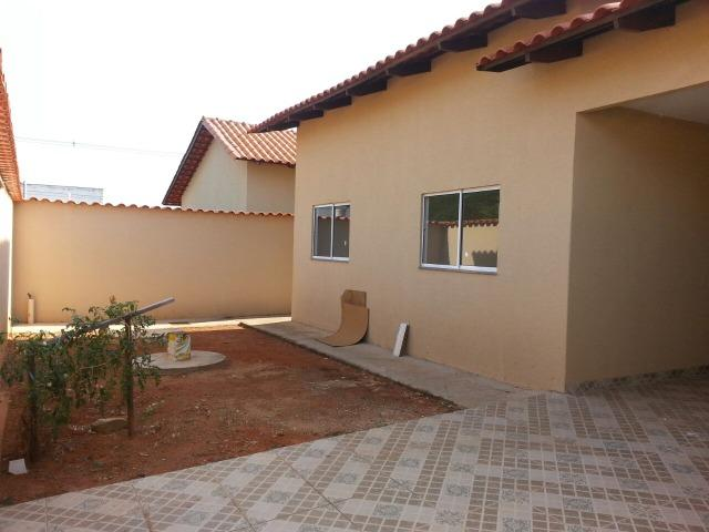 Casa Nova, 3 Quartos, Suíte, Residencial Santa Rita, Goiânia-GO - Foto 2