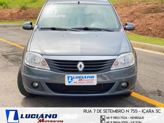 Renault LOGAN Expression Hi-Flex 1.6  - Foto 2