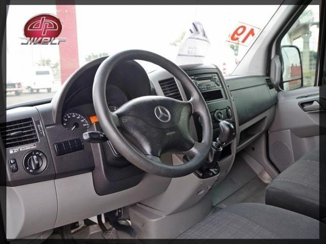 Mercedes Sprinter Furgão Curto 313 CDI Street Teto Baixo - Foto 12