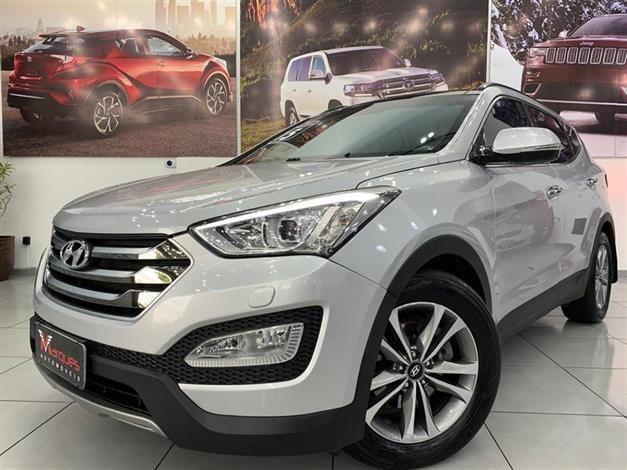 Hyundai Santa Fe SANTA FE 4WD 3.5 V6 (7 LUG) GASOLINA AUTOM