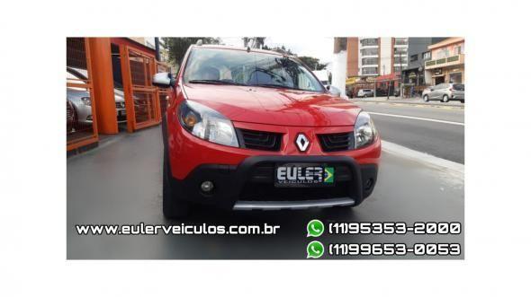 Renault Sandero Stepway Hi-Flex 1.6 16V 5p 2011/2011 - Foto 2