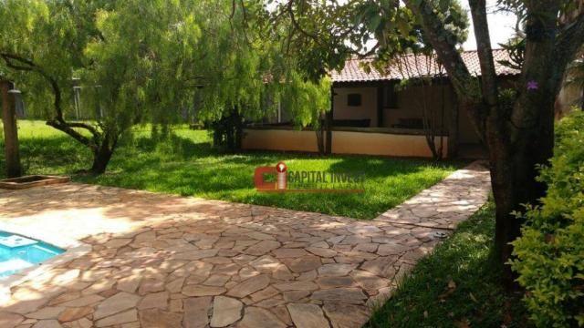 Chácara com 3 dormitórios para alugar, 2600 m² por R$ 5.500,00/mês - Jardim Roseira de Cim - Foto 9