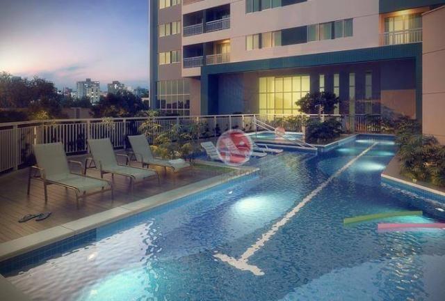 Apartamento com 2 dormitórios à venda, 56 m² por R$ 500.000,00 - Benfica - Fortaleza/CE - Foto 9