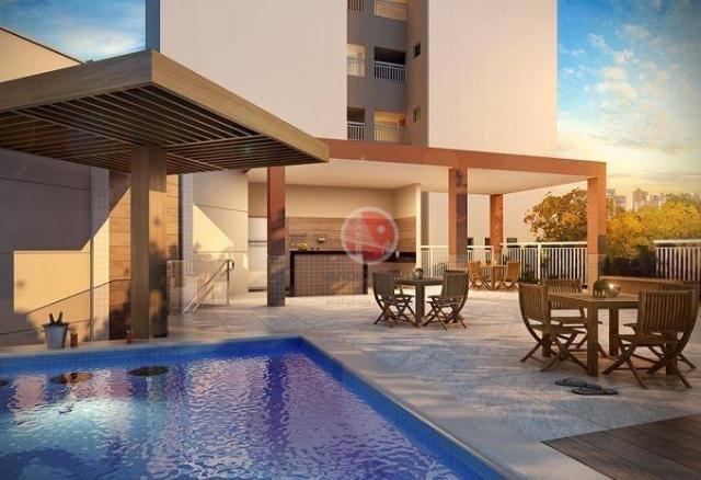 Apartamento com 2 dormitórios à venda, 56 m² por R$ 500.000,00 - Benfica - Fortaleza/CE - Foto 3