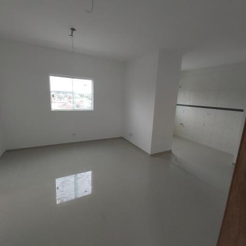 // Lindo Apartamento,  Novo, entrada 12x, aceita veículo.  02Q,sacada. - Foto 4