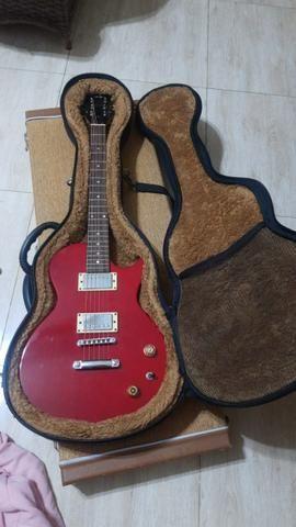 Vendo Troco / Guitarra Thomaz - Foto 3