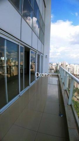 Cobertura à venda, 339 m² por R$ 1.649.000,00 - Setor Bueno - Goiânia/GO - Foto 6
