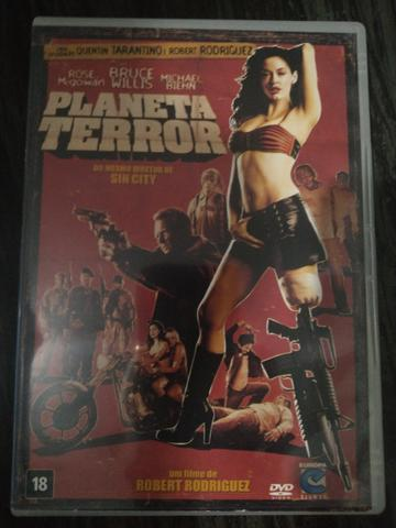 DVD Planeta Terror