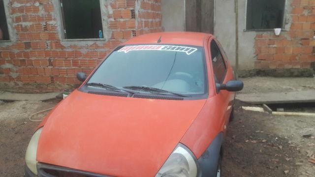 Ford ka 2003 vendo ou troco - Foto 4