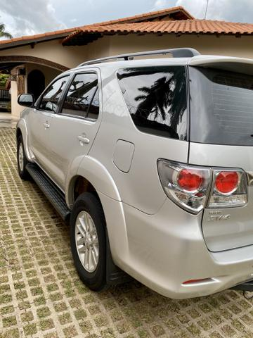 Hilux SW4 3.0 aut 4x4 diesel 2012 abaixo da fipe!! - Foto 12