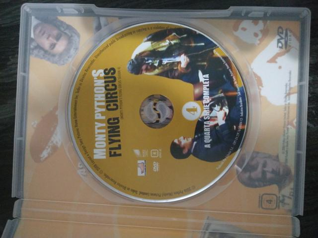 DVD Monty Python's Flying Circus Tem 4 Completa - Foto 3