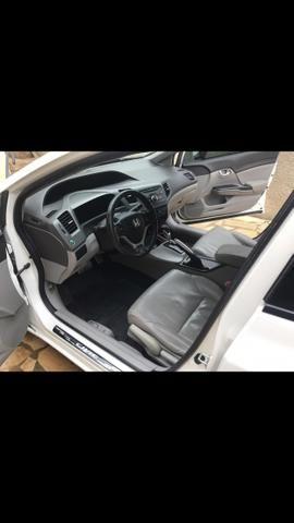 Baixei pra vender Honda CIVC LXL 1.8 2012 - Foto 4