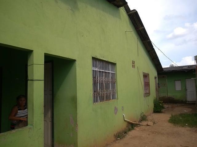 Vendo casa, ou negocia pega carro chácara no negócio - Foto 4