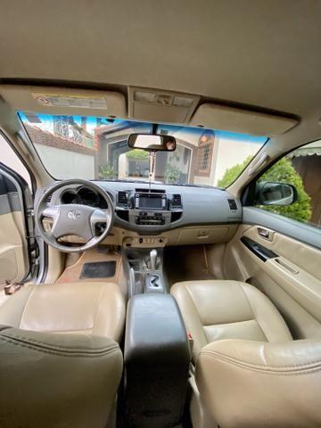 Hilux SW4 3.0 aut 4x4 diesel 2012 abaixo da fipe!! - Foto 10