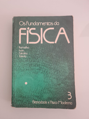 Livro de Fundamentos da Física