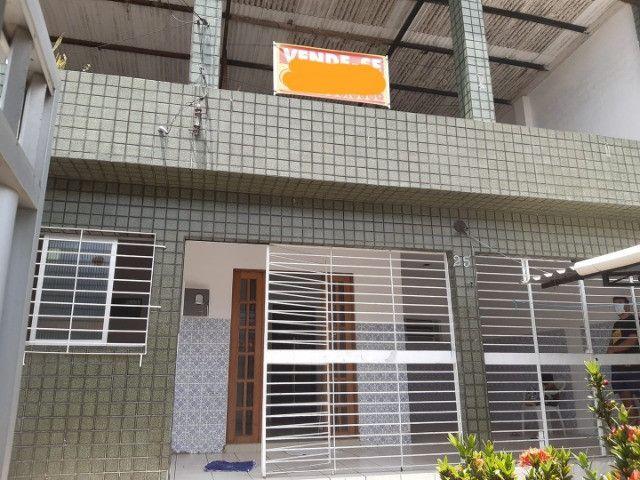 Casa Com Cobertura 3 Qtos, 3 Vagas Na Ur:02 ibura