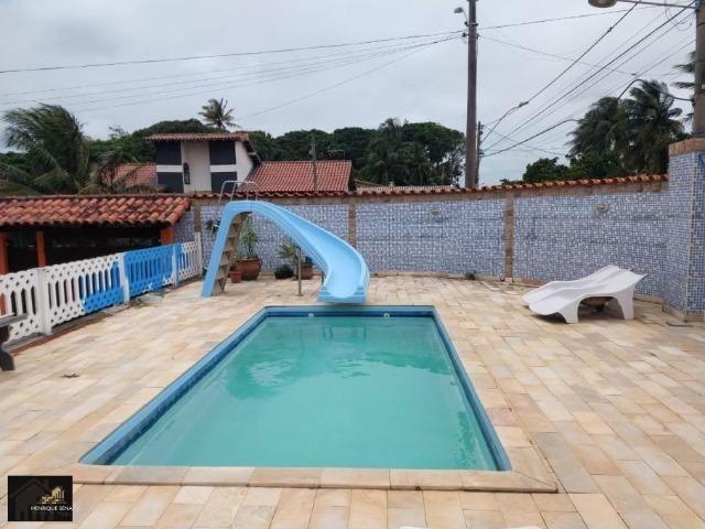 Ótima Localização, Casa Colonial Mobiliada no Balneário Santa Maria, S P A - RJ - Foto 19