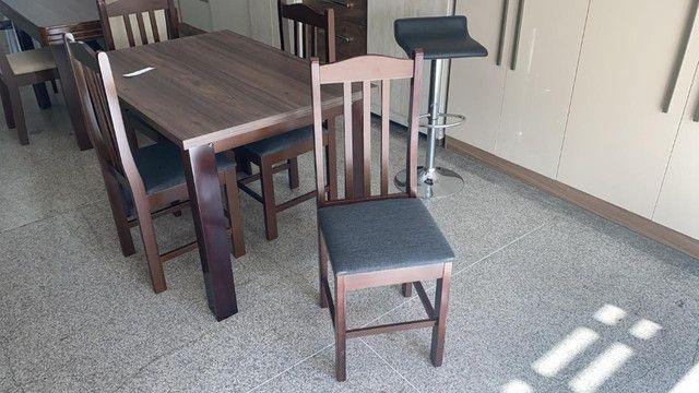 Mesa 4 cadeiras Pronta Entrega!! - Foto 3