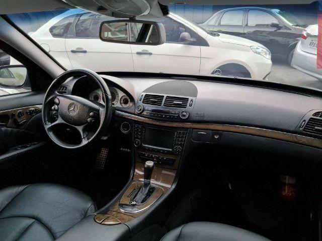 Mercedes Benz E350 V6 Blindada - Foto 13