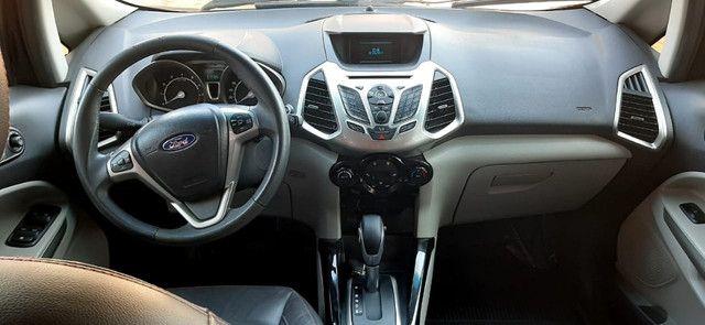 Ecosport titanium 2.0 - Completo - aut - Foto 5