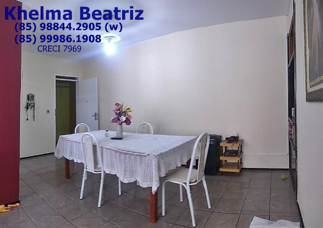 Apartamento, 1º andar (escada), 2 quartos (1 suíte), Dce, Monte Castelo