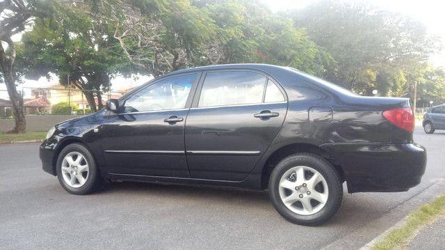 Corolla 2003 SE-G Automático - Foto 8