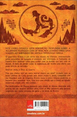 God of war (vol. 1) Capa comum - Foto 2