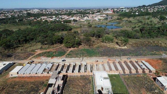 Casa com 2 quartos - Bairro Jardim do Lago em Senador Canedo - Foto 7