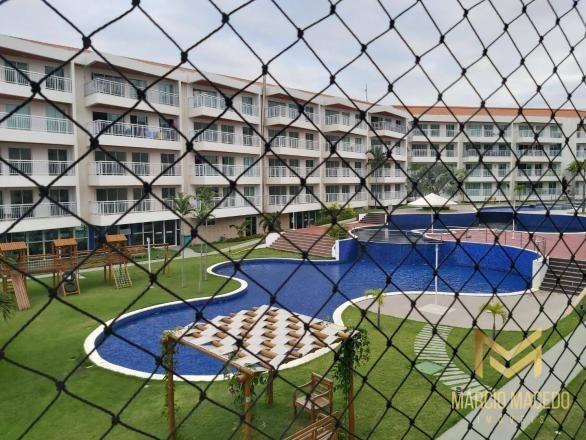 Apartamento com 3 quartos à venda por R$ 460.000 - Porto das Dunas - Aquiraz/CE - Foto 7