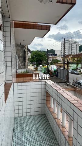 Vendo apartamento 1o. andar, frente, varanda, escada, 76m2 úteis, Campo Grande, Santos, SP - Foto 5