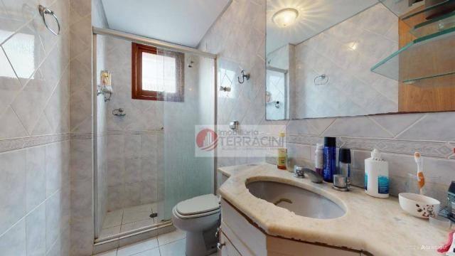 Apartamento com 3 dormitórios à venda, 120 m² por R$ 649.000 - Jardim Lindóia - Porto Aleg - Foto 17